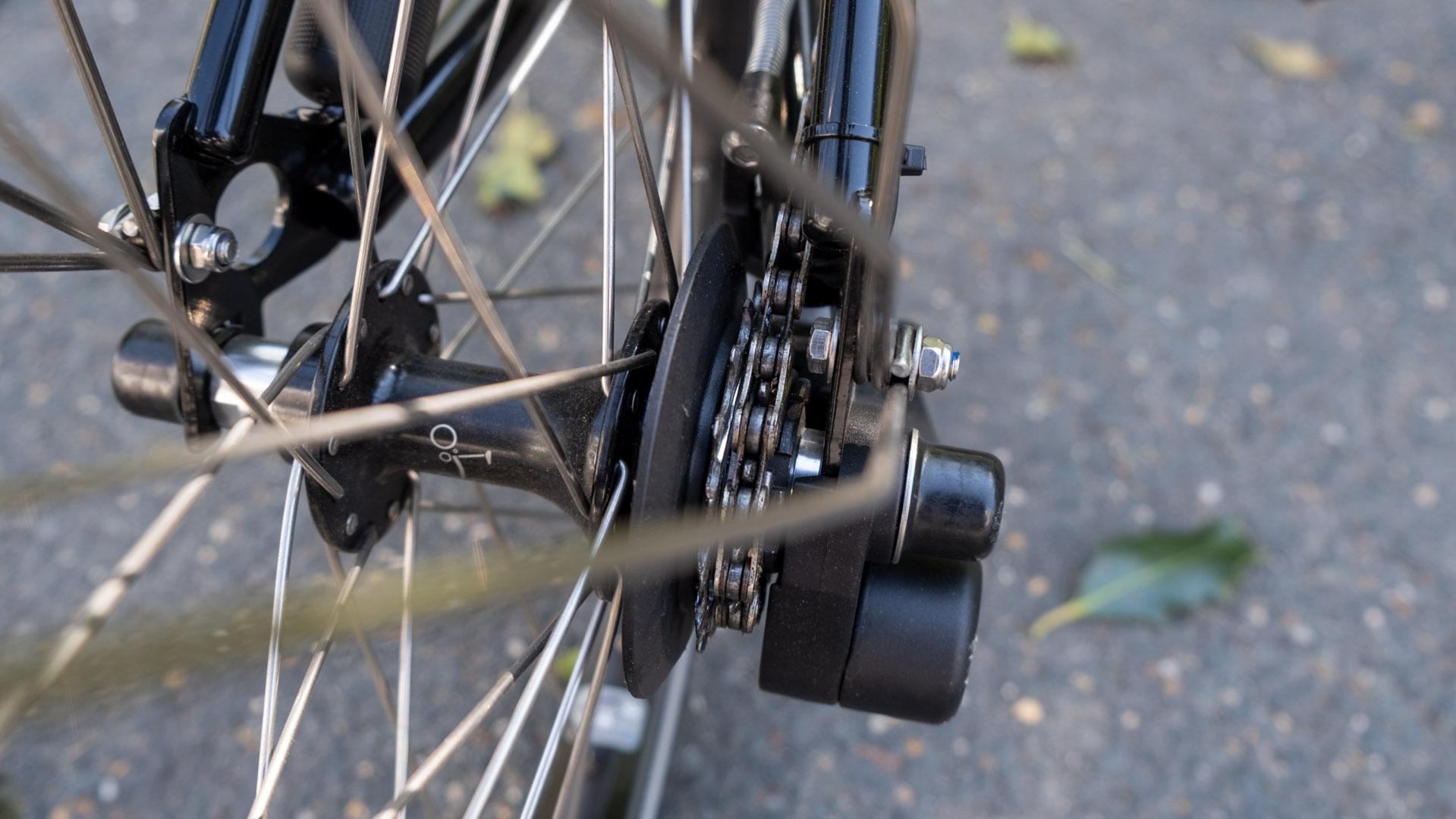 Brompton Electric chain