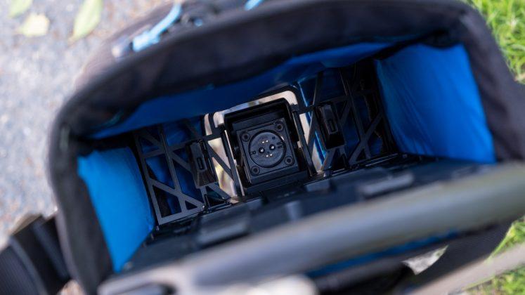 Brompton Electric charging bag