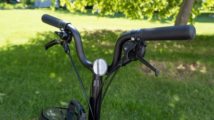 Brompton Electric handlebar