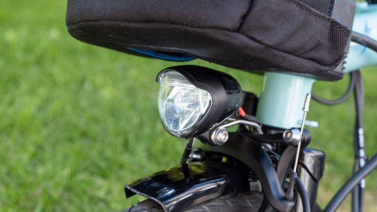 Brompton Electric light