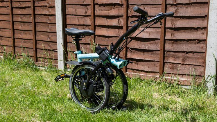 Brompton Electric portability