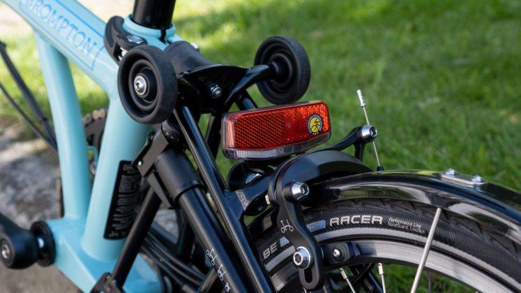 Brompton Electric rear