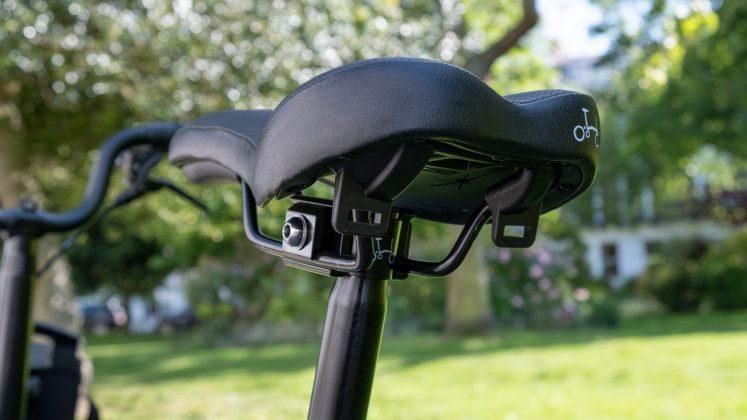 Brompton Electric saddle