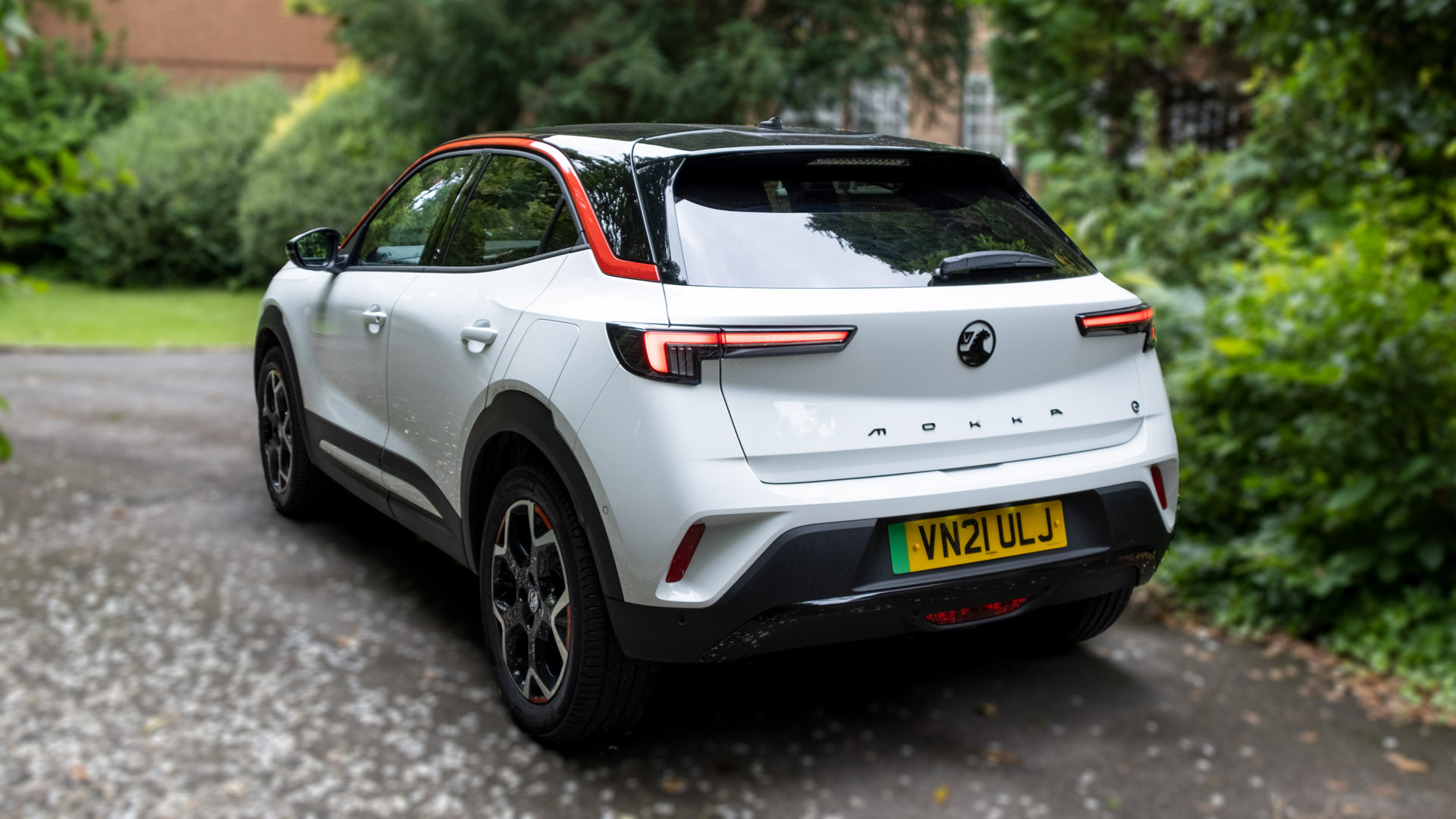 Vauxhall Mokka-e audio review