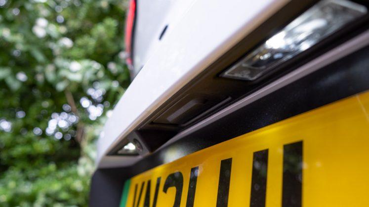 Vauxhall Mokka-e boot latch