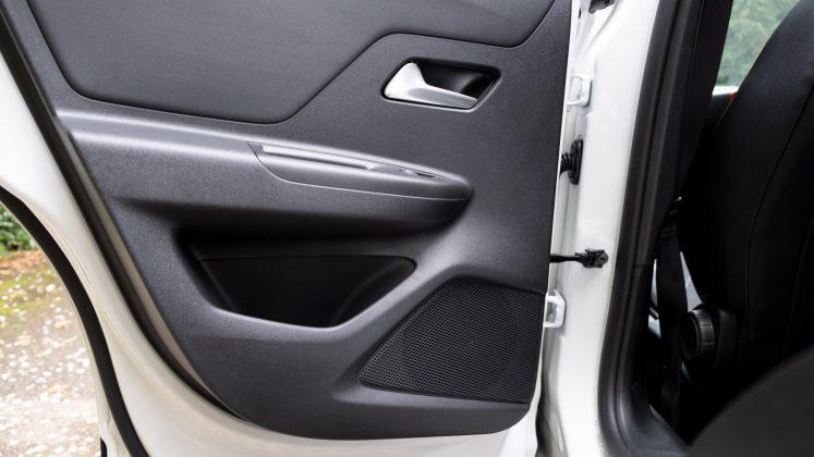 Vauxhall Mokka-e rear door