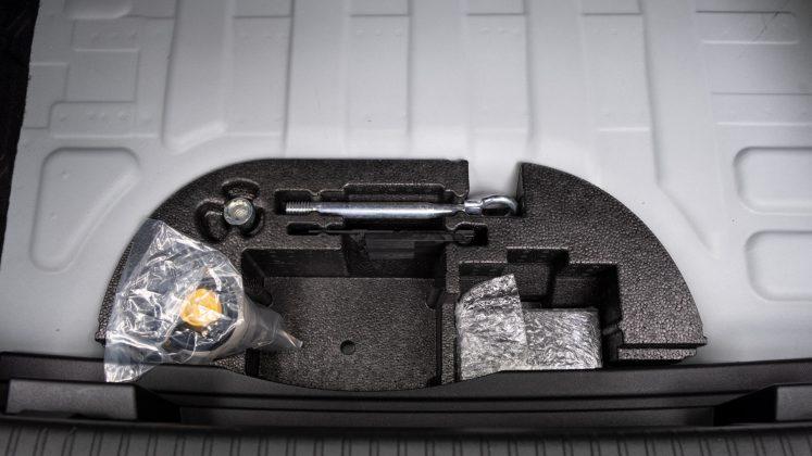 Vauxhall Mokka-e underfloor
