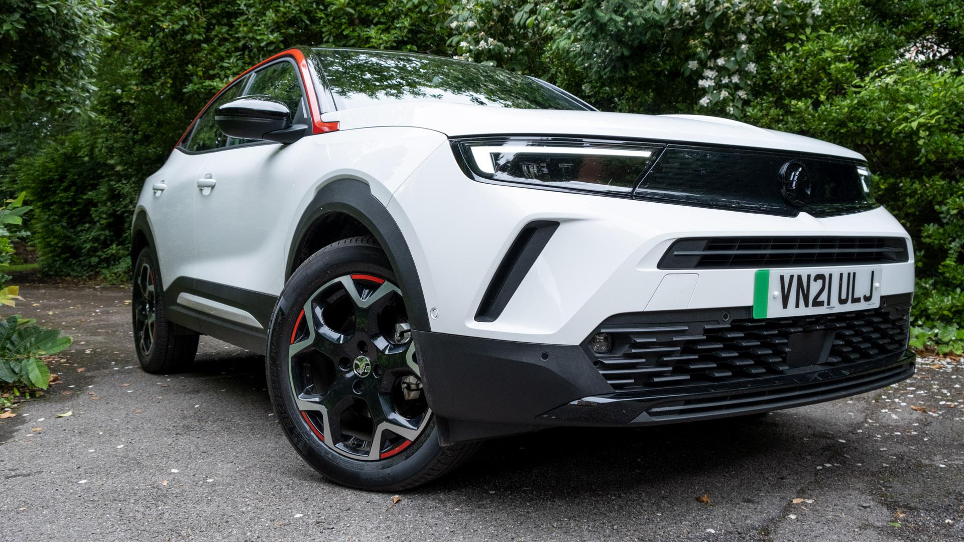 Vauxhall Mokka-e wheels