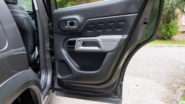 Citroen C5 Aircross Hybrid rear door