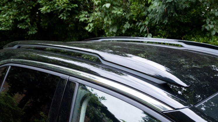 Citroen C5 Aircross Hybrid roof rails