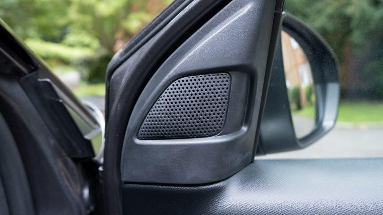 Citroen C5 Aircross Hybrid speaker