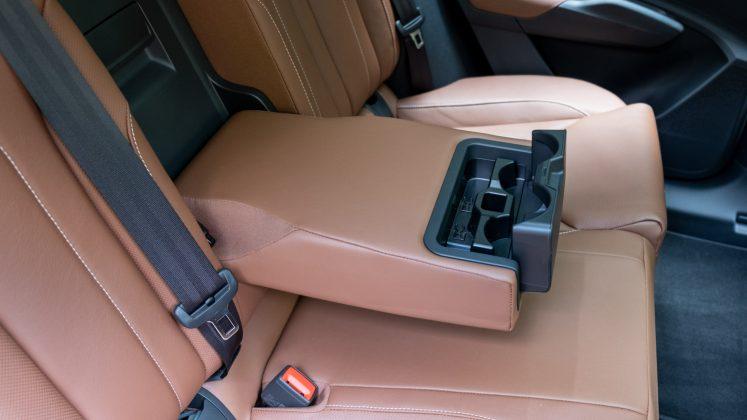 Skoda Enyaq iV rear armrest