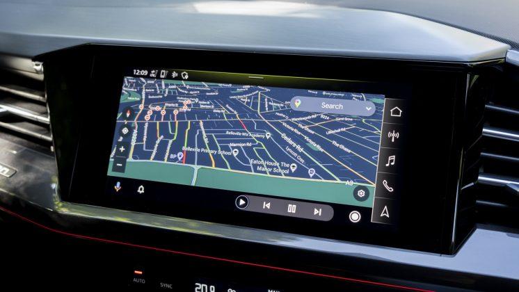 Audi Q4 e-tron Android Auto