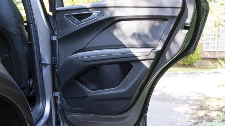Audi Q4 e-tron rear door