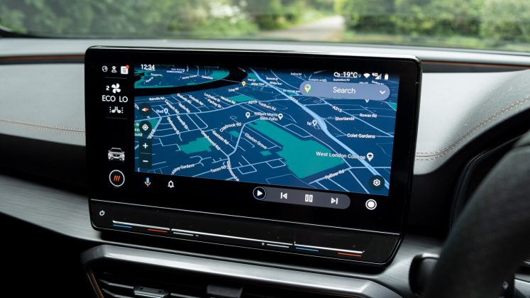 Cupra Formentor Android Auto
