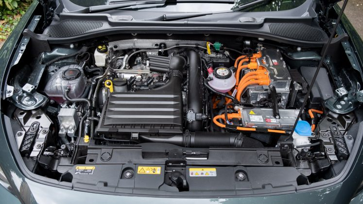 Cupra Formentor engine