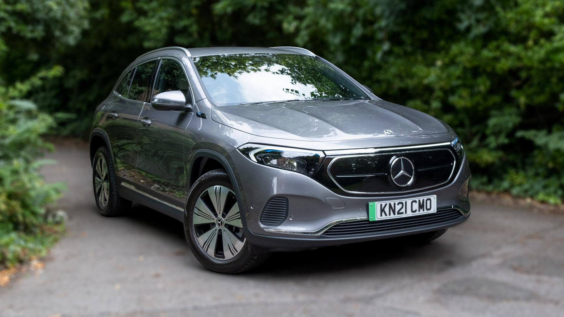Mercedes EQA review