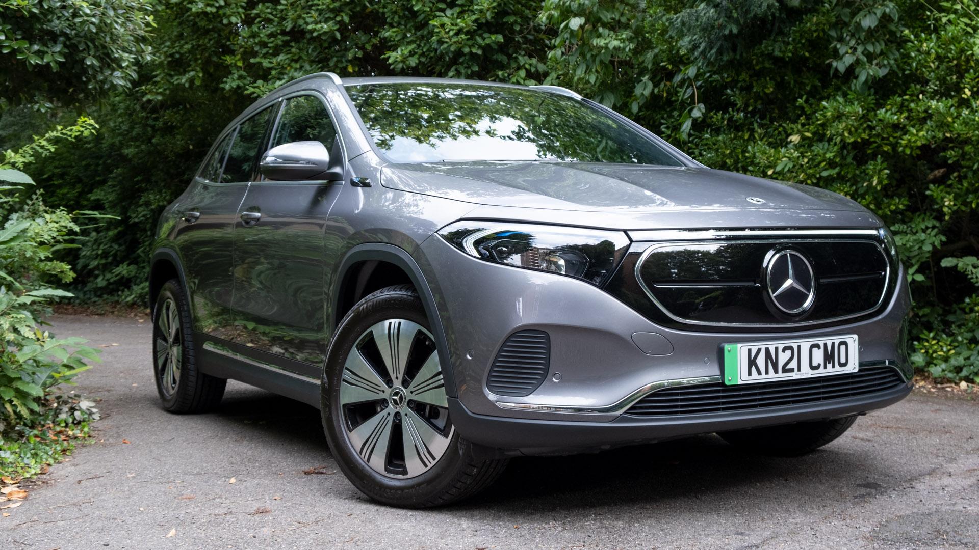 Mercedes EQA wheels